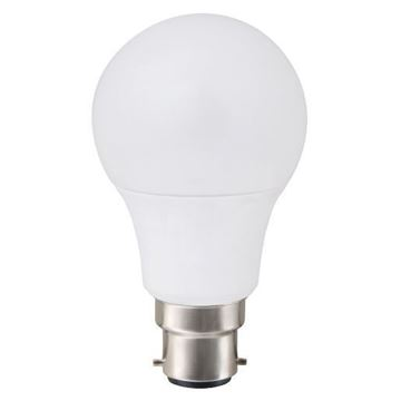 Picture of 10W LED A60 bulb, 3 Step DIMMABLE, 230V 50 Hz, B22 (bayonet), 750 Lm, 3 years GUARANTEE