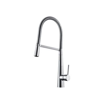 Picture of BIJIOU MEUSE pull out kitchen Sink mixer with Stainless Steel spring hose Ex CAPE TOWN