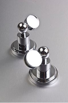 Picture of Sorrento Brass MIRROR holders