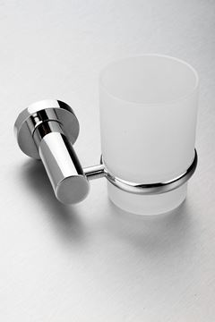 Picture of Torino TUMBLER Holder, Brass Chrome plated