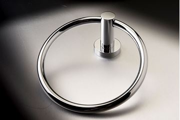 Picture of Torino Towel RING, Brass chrome plated
