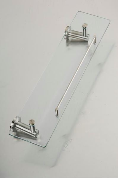 Picture of Inox Stainless Steel GLASS SHELF