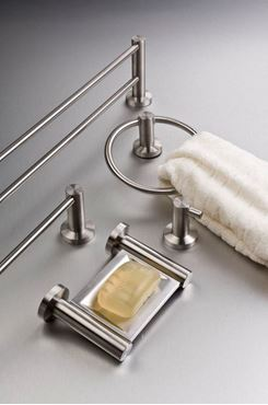 Picture for category INOX Brushed Stainless Steel Bathroom accessories
