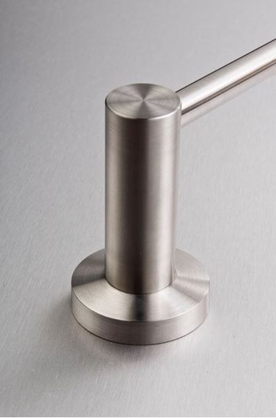 Picture of Inox Stainless Steel Single Towel RAIL 700 mm Length