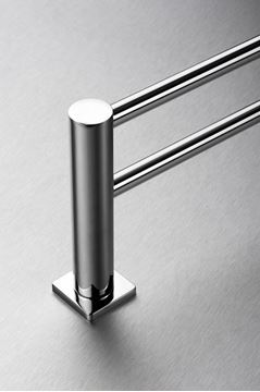 Picture of Trapani DOUBLE Towel RAIL 760 mm Length
