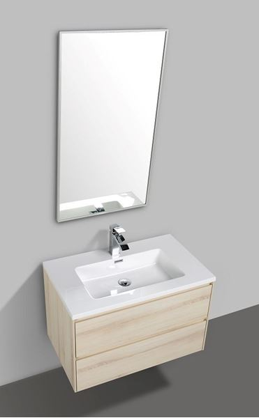 Enzo Sahara Bathroom Cabinet 800 Mm L With Drawers ...