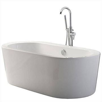 Picture of  Aruba Freestanding Bath 1780 mm L, DELIVERED to CAPE TOWN
