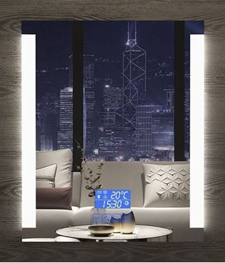 Picture for category LED Mirrors, Mirrors and Mirror Cabinets