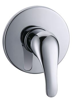 Picture of Amber Concealed BATH and SHOWER mixer