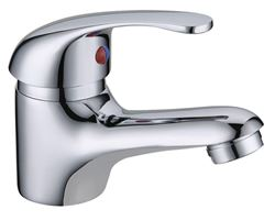 Picture of Amber Brass BASIN mixer