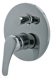 Picture of Amber Concealed DIVERTOR Bath and Shower mixer