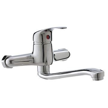 Picture of Amber Kitchen Sink mixer Wall Type