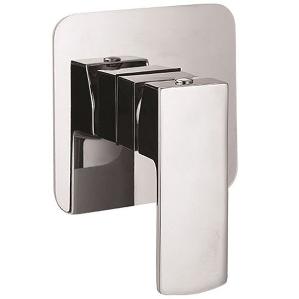 Picture of SALE Jasper square bath and shower concealed mixer