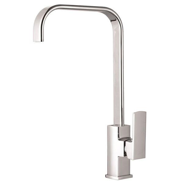 Picture of SALE Jasper square KITCHEN sink mixer DECK type