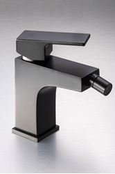 Picture of Malta square Black BIDET mixer