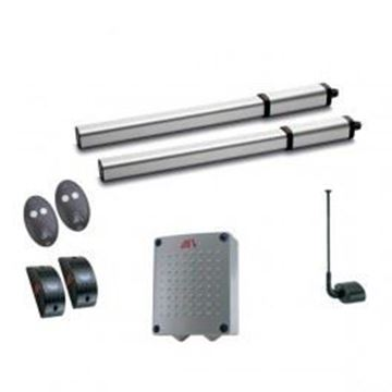 Picture of BFT Phobos NL BT DOUBLE SWING Gate motors KIT for domestic use, leaf up to 5m (250kg)