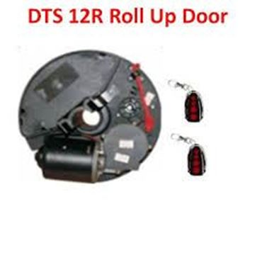 Picture of DTS 12R MOTOR for roll up garage door 12 m2 maximum with battery backup