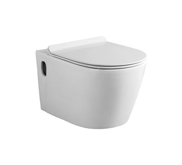 Picture of BLACK FRIDAY Bijiou Amour wall hung toilet