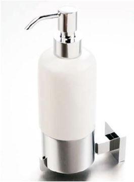 Picture of Verona SOAP DISPENSER, Brass and Ceramic