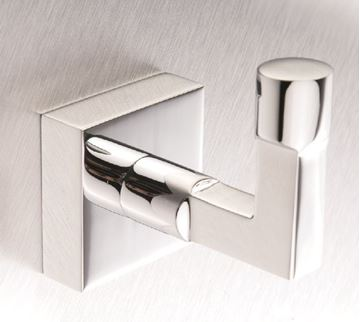Picture of IMOLA  ROBE HOOK, Solid Brass, square style
